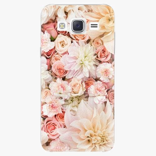 Plastový kryt iSaprio - Flower Pattern 06 - Samsung Galaxy Core Prime