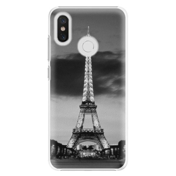 Plastové pouzdro iSaprio - Midnight in Paris - Xiaomi Mi 8