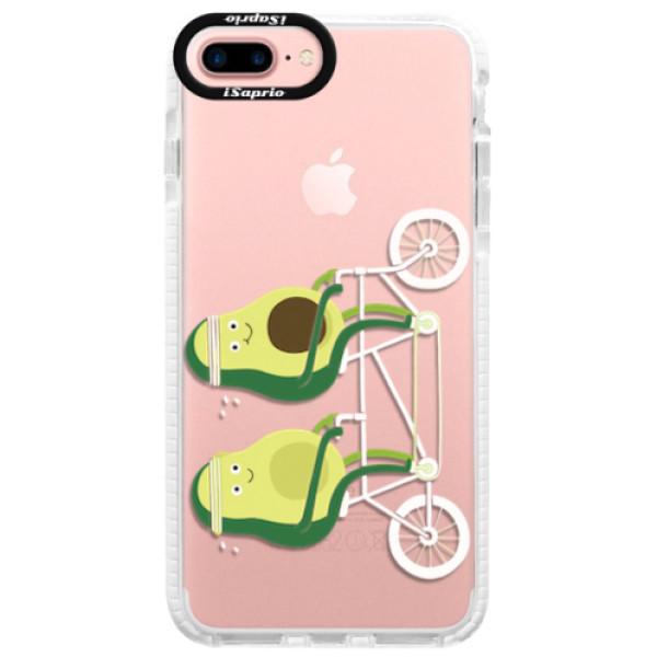 Silikonové pouzdro Bumper iSaprio - Avocado - iPhone 7 Plus
