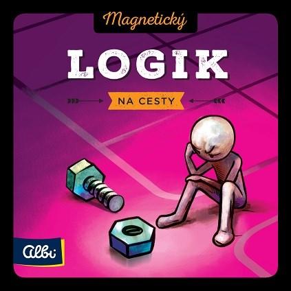 Magnetické mini hry - Magnetický Logik