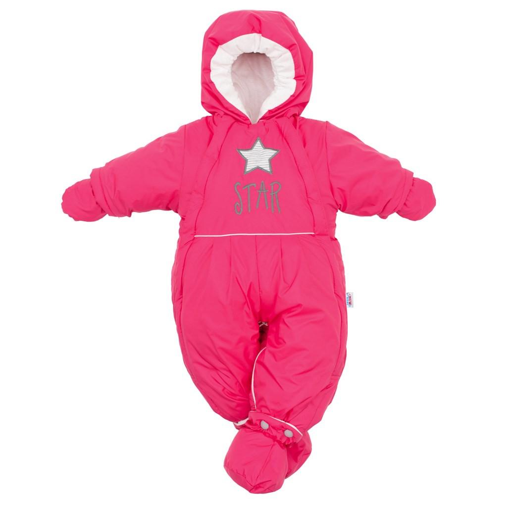 Zimní kombinéza 2v1 New Baby