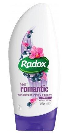 Feel Romantic sprchový gel, 250 ml
