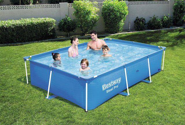 BESTWAY Bazén Family 259 x 170 cm
