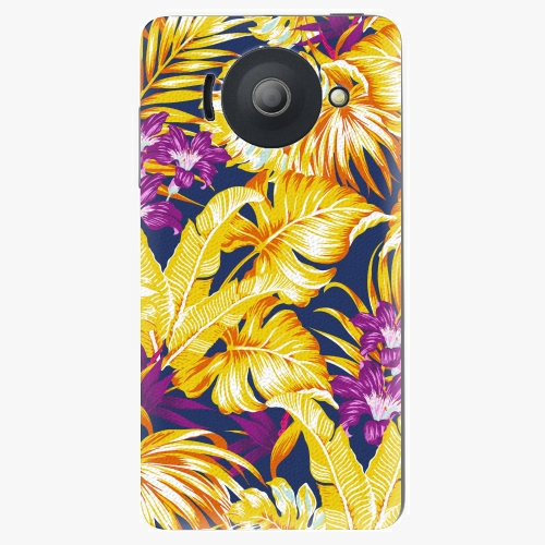 Plastový kryt iSaprio - Tropical Orange 04 - Huawei Ascend Y300