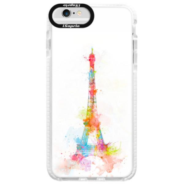 Silikonové pouzdro Bumper iSaprio - Eiffel Tower - iPhone 6/6S