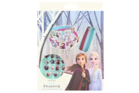 Výroba náramků Frozen II