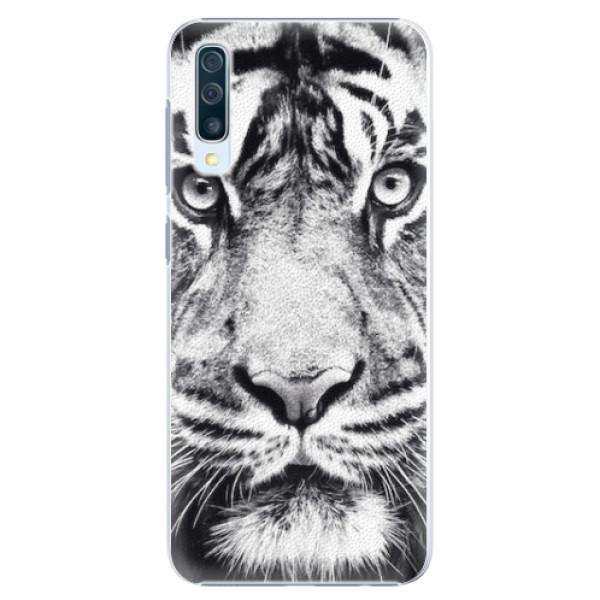 Plastové pouzdro iSaprio - Tiger Face - Samsung Galaxy A50