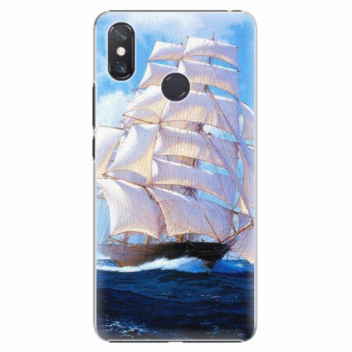 Plastový kryt iSaprio - Sailing Boat - Xiaomi Mi Max 3