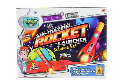 Experiment vypuštění rakety