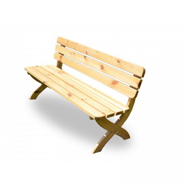 zahradni-drevena-lavice-strong-prirodni-fsc-150-cm