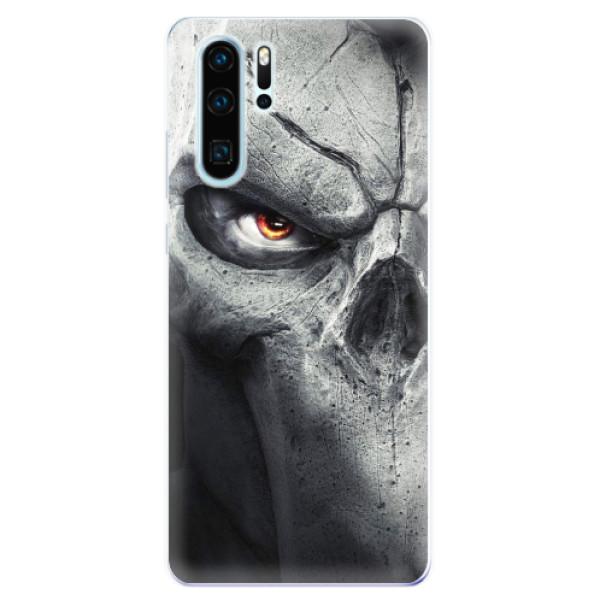 Odolné silikonové pouzdro iSaprio - Horror - Huawei P30 Pro