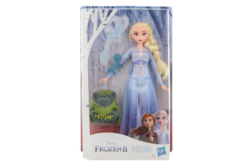 Frozen 2 Panenka Elsa s kamarádem TV 1.11.-31.12.2019