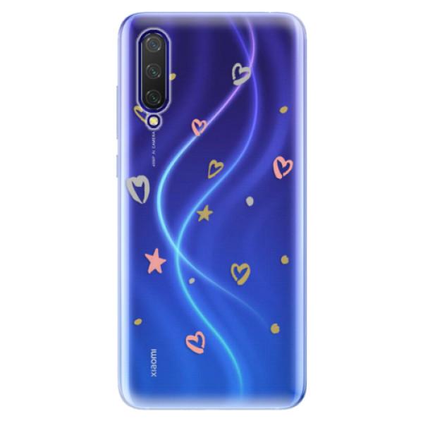Odolné silikonové pouzdro iSaprio - Lovely Pattern - Xiaomi Mi 9 Lite