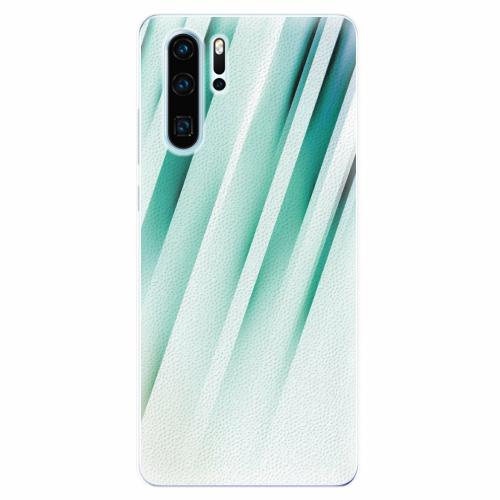 Silikonové pouzdro iSaprio - Stripes of Glass - Huawei P30 Pro