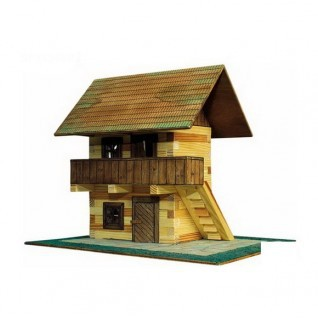 WALACHIA Spychar 33W6 dřevěná stavebnice