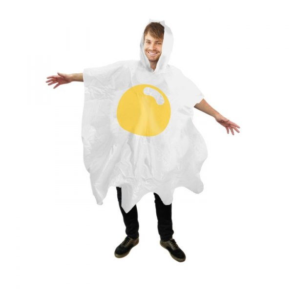 Pláštěnka- sázená vejce