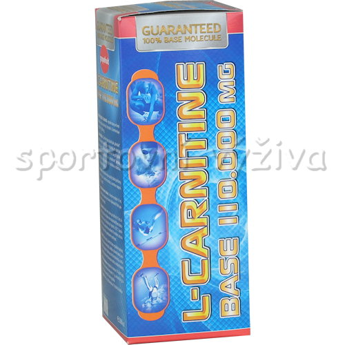 L-Carnitine Base 110.000mg - 1000ml-merunka