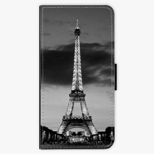 Flipové pouzdro iSaprio - Midnight in Paris - Nokia 6