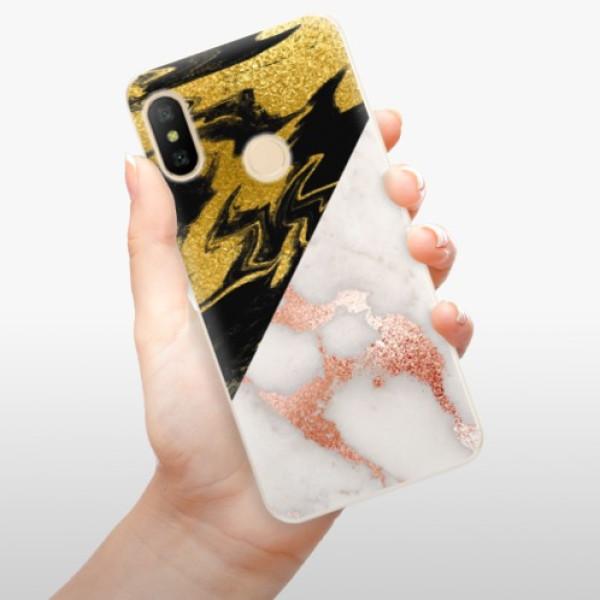 Odolné silikonové pouzdro iSaprio - Shining Marble - Xiaomi Mi A2 Lite