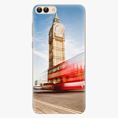 Plastový kryt iSaprio - London 01 - Huawei P Smart