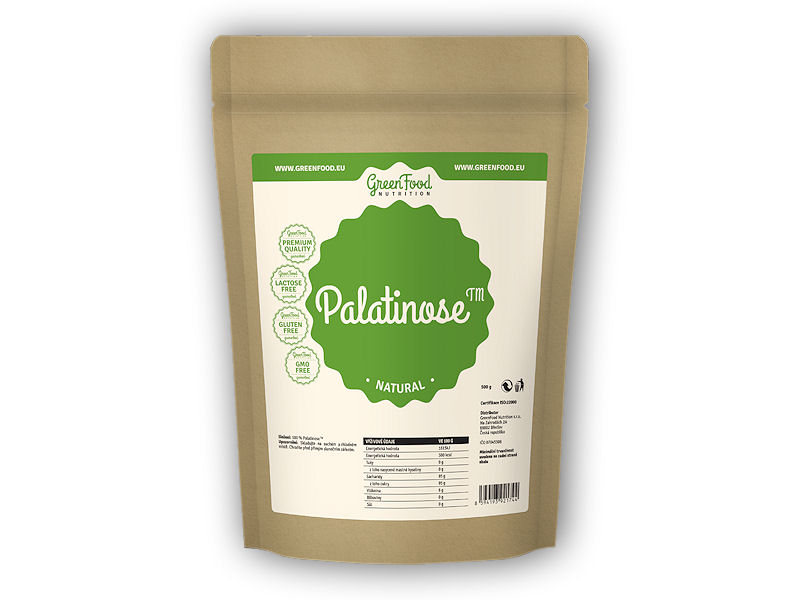 Palatinose natural 500g