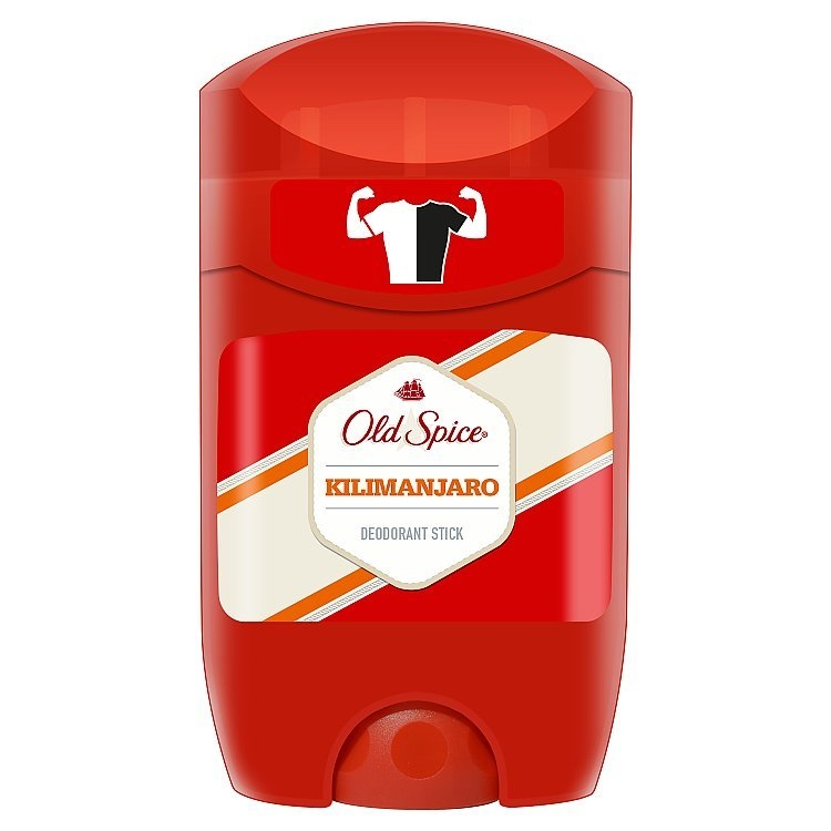Kilimanjaro tuhý deodorant 50 ml