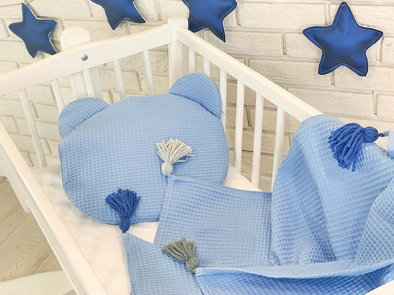 baby-nellys-detska-vaflova-2-dilna-sada-medvidek-modra