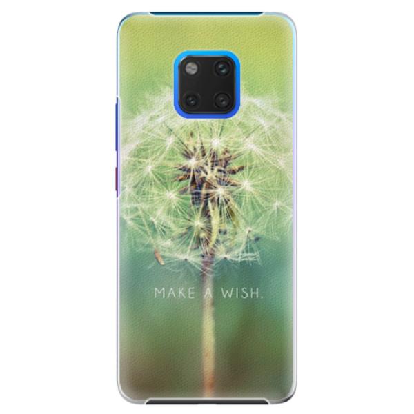 Plastové pouzdro iSaprio - Wish - Huawei Mate 20 Pro