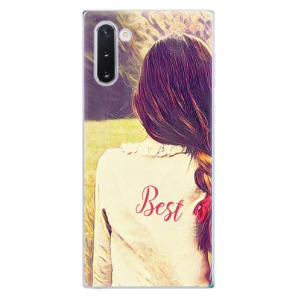 Odolné silikonové pouzdro iSaprio - BF Best - Samsung Galaxy Note 10