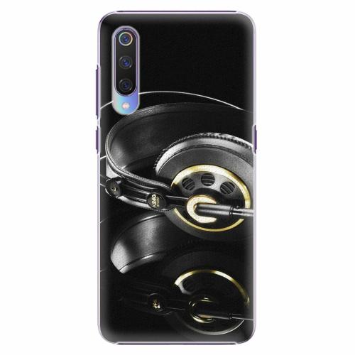 Plastový kryt iSaprio - Headphones 02 - Xiaomi Mi 9
