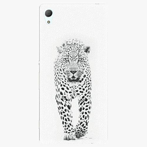 Plastový kryt iSaprio - White Jaguar - Sony Xperia Z3+ / Z4