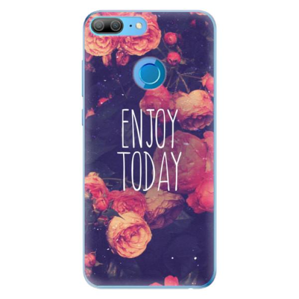 Odolné silikonové pouzdro iSaprio - Enjoy Today - Huawei Honor 9 Lite