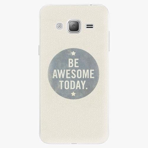 Plastový kryt iSaprio - Awesome 02 - Samsung Galaxy J3 2016