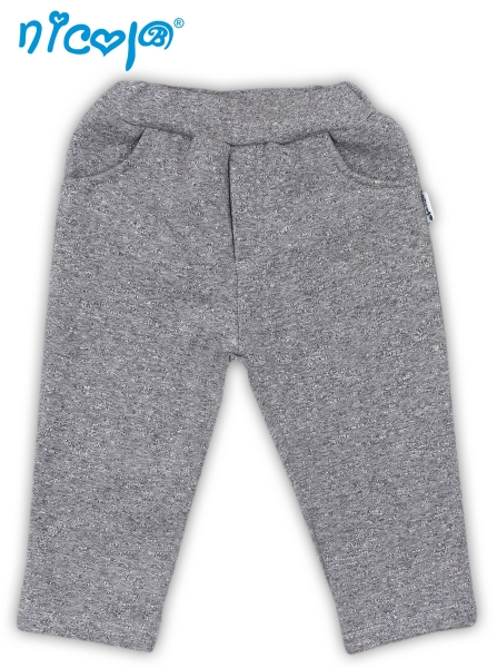 Tepláčky/kalhoty NICOL HASIČ, MÝVAL - 80 (9-12m)