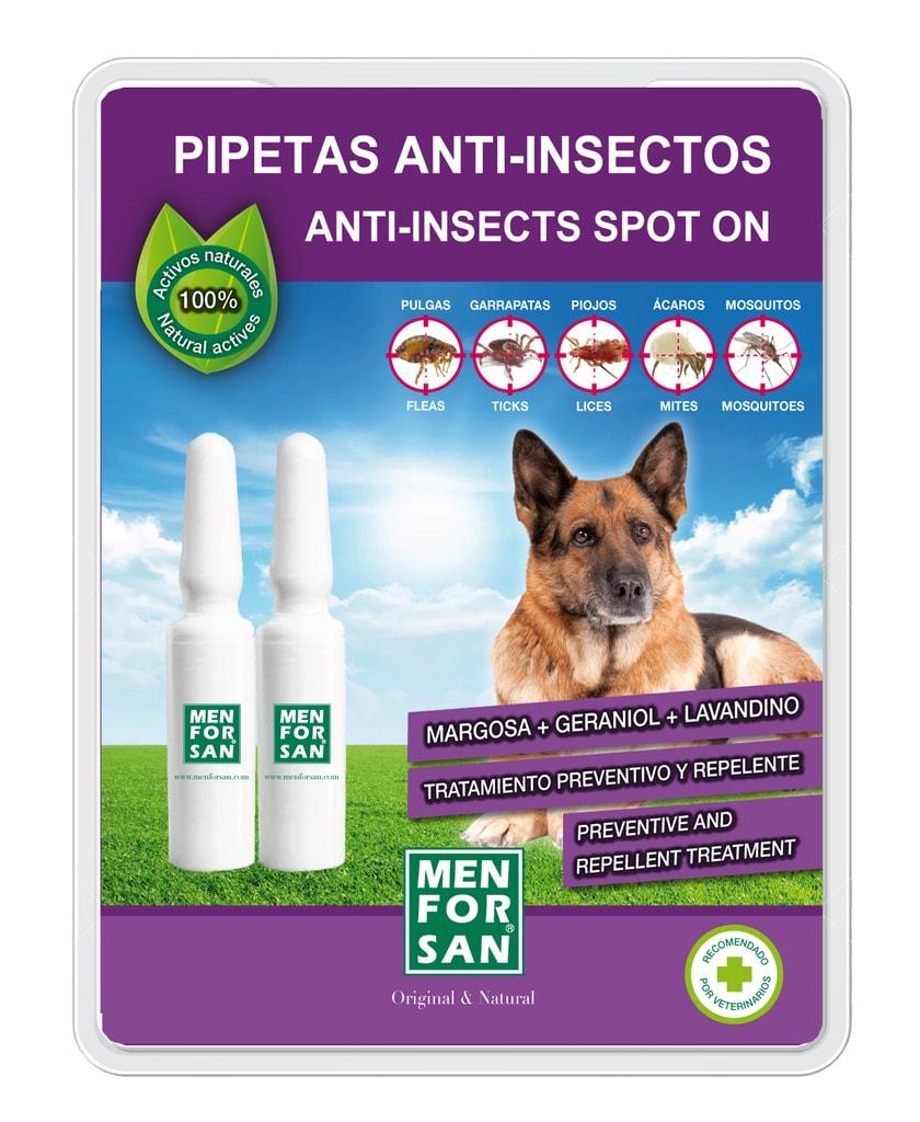 Antiparazitní pipety pro psa 2ks