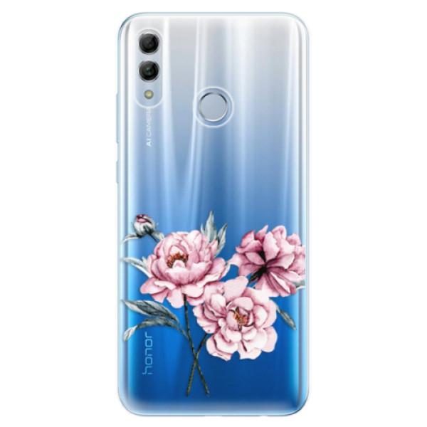 Odolné silikonové pouzdro iSaprio - Poeny - Huawei Honor 10 Lite