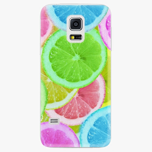 Plastový kryt iSaprio - Lemon 02 - Samsung Galaxy S5 Mini