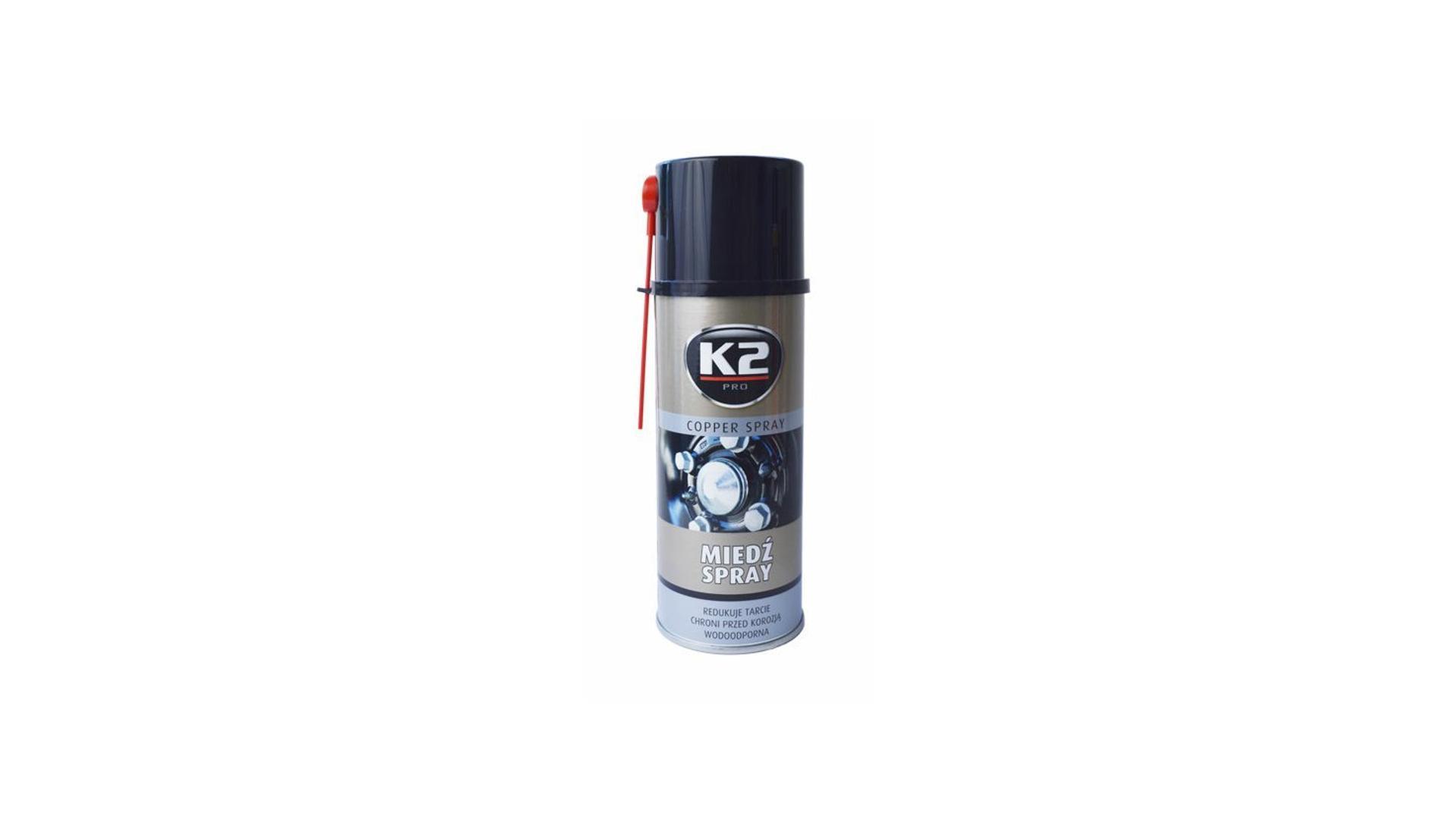 K2 COPPER SPRAY 400ml - měděný sprej