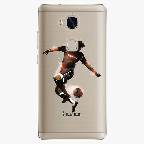 Plastový kryt iSaprio - Fotball 01 - Huawei Honor 5X