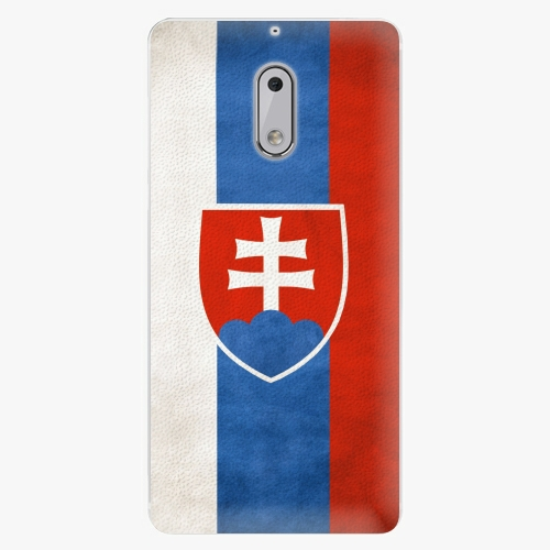 Plastový kryt iSaprio - Slovakia Flag - Nokia 6