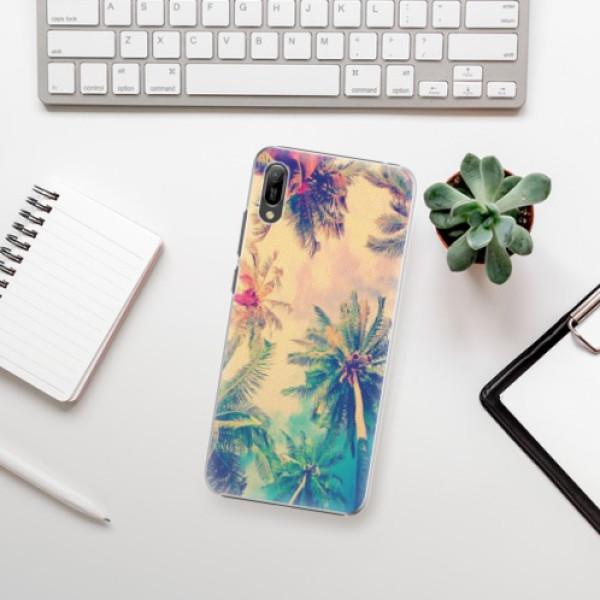 Plastové pouzdro iSaprio - Palm Beach - Huawei Y6 2019