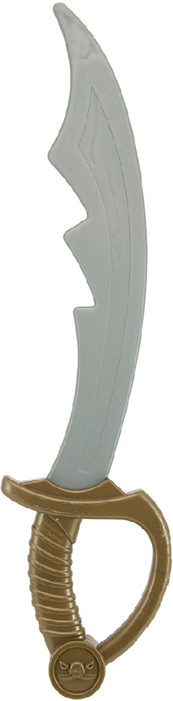 Samurajská zbraň 52cm šavle / dýka / meč plast 3 druhy