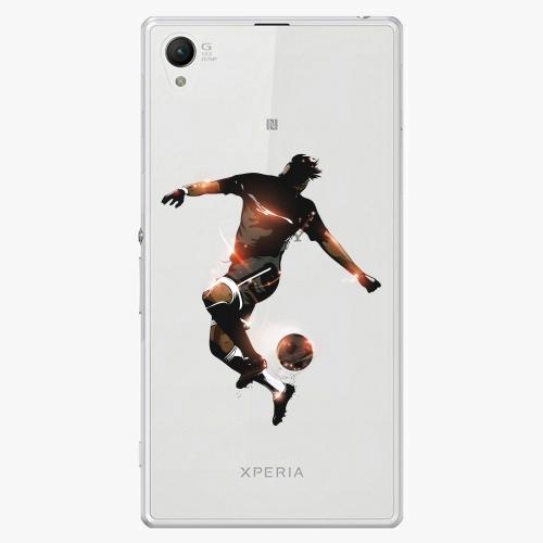 Plastový kryt iSaprio - Fotball 01 - Sony Xperia Z1 Compact