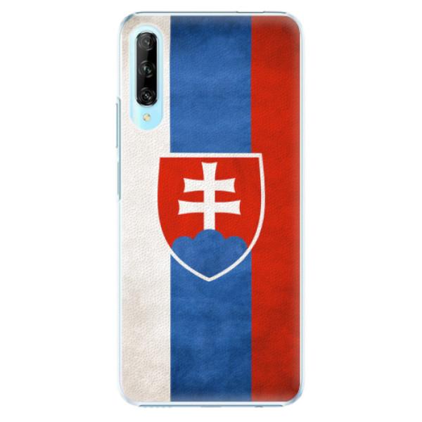 Plastové pouzdro iSaprio - Slovakia Flag - Huawei P Smart Pro