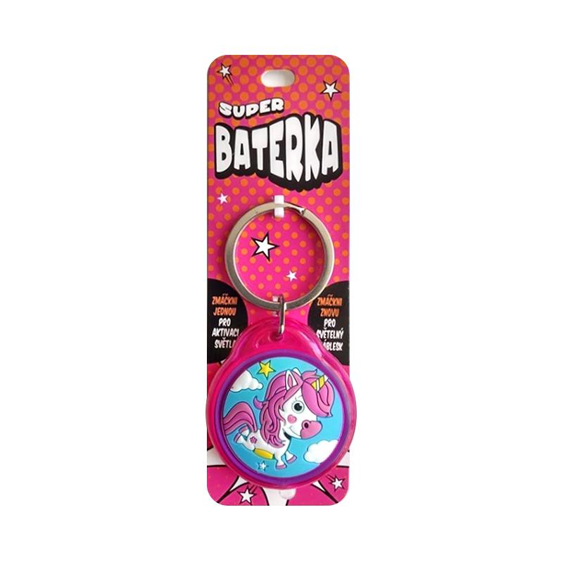 Super baterka - Jednorožec