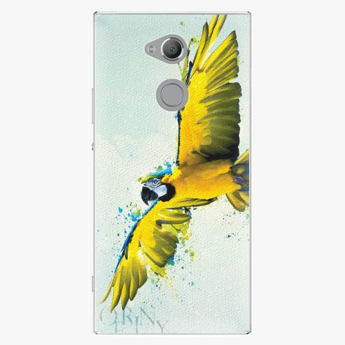 Plastový kryt iSaprio - Born to Fly - Sony Xperia XA2 Ultra