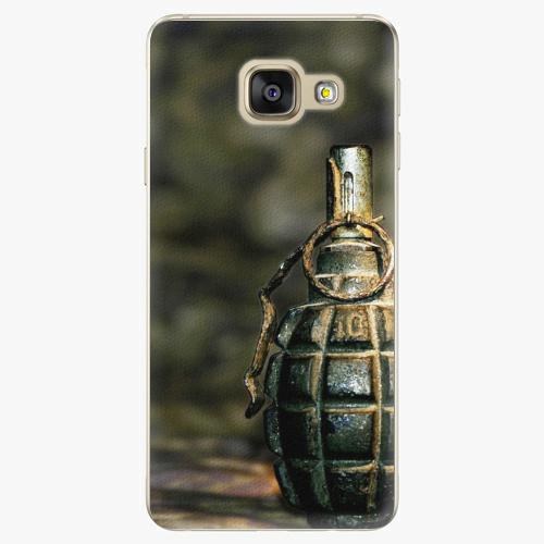 Plastový kryt iSaprio - Grenade - Samsung Galaxy A3 2016