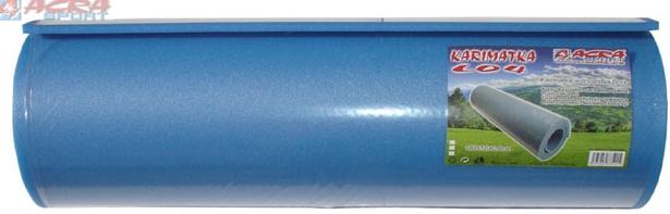 ACRA Karimatka pěnová jednovrstvá více barev 180 x 50 x 0,8 cm