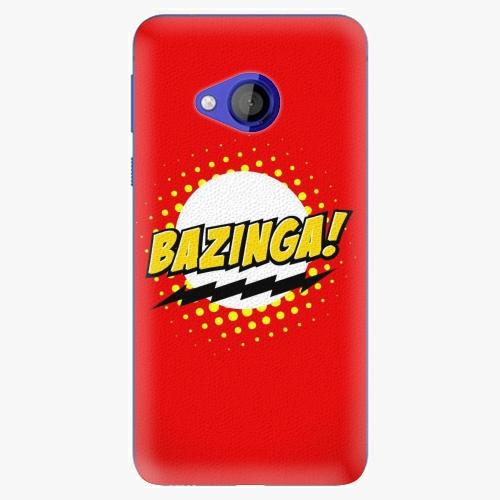 Plastový kryt iSaprio - Bazinga 01 - HTC U Play