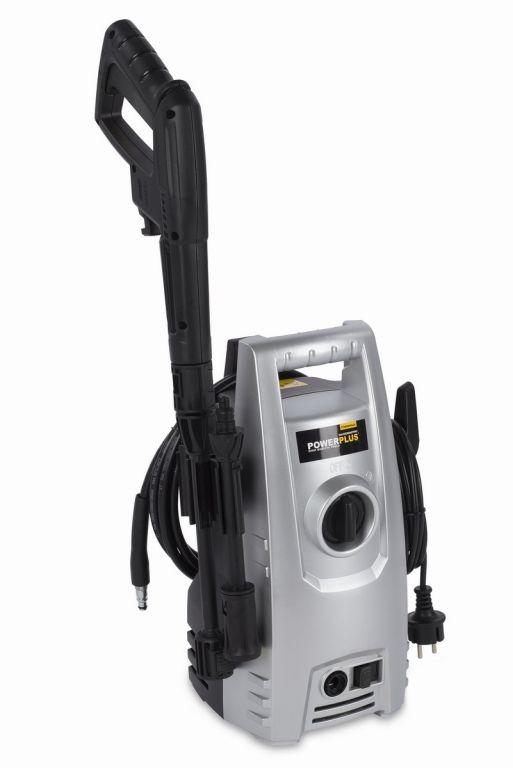Vysokotlakový čistič Powerplus, 100 bar